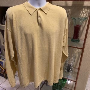 Vintage 90s GAP Light Sweater, Perfect Condition